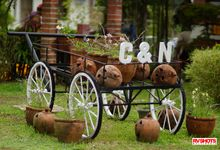 An Intimate Farm Wedding - Carl & Nica by Icona Elements Inc. ( an Events Company, Wedding Planning & Photography )