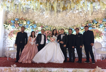 The Wedding of Neville & Elia by Kaleb Music Creative