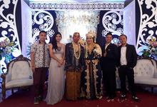 Wedding Rista & Babang 7 Oktober 2017 by Kaleb Music Creative