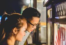 Kevin & Christa Street Food Theme Pre-Wedding Session by Ducosky