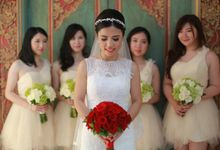 Bali Wedding - Pandawa Cliff Estate - Lyn & Kelvin by Global Weddings