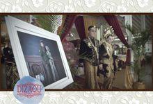 Wedding of Sukma & Armenia by Dizaqu Photography & Videography
