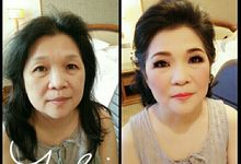 Makeup For Senior People by Yuliana Makeup Atelier