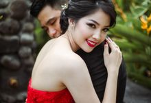 Engagement Airbrush by novie ong beautystylist