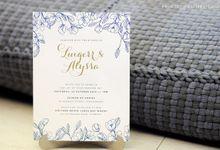 Luigerr & Alyssa by Printsonalities