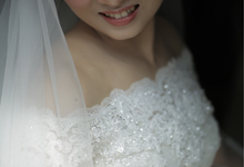 Wedding Day Iwan and Debby by Luminous Bridal Boutique