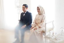Prewedding Amira & Andrian by Winona Makeup & Bridal