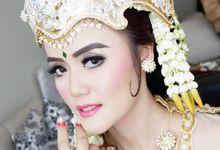 Nita's Wedding by Winona Makeup & Bridal