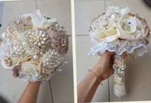 Handbouquet For Sukma by nanami florist