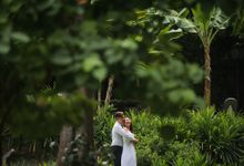 ROM of Mish and Kenneth and Prewedding Photography at Fort Canning Park Singapore by oolphoto