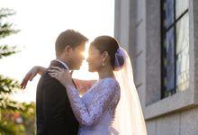 A Romantic Luxe Church Wedding in Manila by The Peninsula Manila
