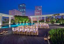 Evening Cocktails by Mandarin Oriental, Jakarta
