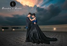 10th Anniversary photography shoot by The Wedding Boss Pte Ltd