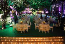 tenri ridwan wedding anniversary - sasha birthday party by Petunia Decor