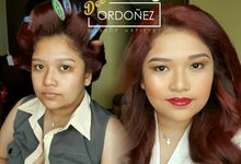 Debutant @ Sofitel Philippine Plaza Manila by Dee Ordoñez Makeup Artistry