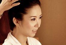 Korean WEDDING MAKE Up by Marsia Yulia Signature Make Up