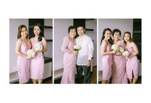 Modern Filipiniana Dresses for Gladys Park Wedding by Jana Nueca-Escudero Couture