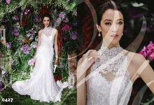 Ready to Wed by Zandra Lim Designs by Zandra Lim