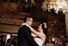 The Wedding of Piet Chiang & Febrina by WYMM Organizer