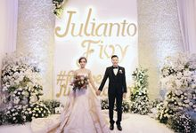 Julianto & Fivy - Wedding Day by Danieliben