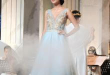 Muses of Athens Turquoise Collection by La Rose Bridal Specialist