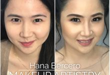 Before & After by Hana Bercero Events & Makeup Artistry