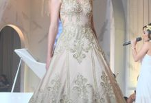 Muses of Athens Gold Collection by La Rose Bridal Specialist