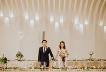 Kenny & Geraldine by Andri Tei Photography