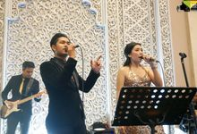 The Wedding Of Aldev & Adila by TAMAN MUSIC ENTERTAINMENT