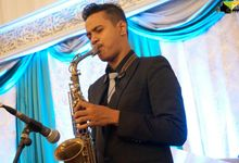 THE WEDDING OF GILANG & CENMI by TAMAN MUSIC ENTERTAINMENT
