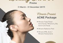 Miracle Prewed Acne Package by Miracle Aesthetic Clinic