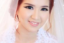 Wedding Makeup Yuliana by Priskila by Priskila Makeup Artist