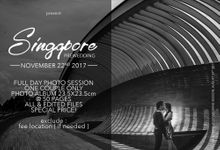 SINGAPORE PREWEDDING by #thephotoworks