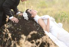 mr.putra & ms.elisa by Nobel Photography
