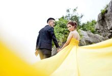 Prewedding Outdoor by EverGown