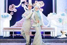 Amin & Zafirah by Chenta Concepts