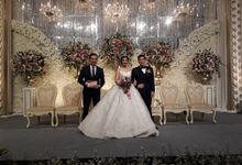 The Wedding Of Resha & Claudia by MC ADI CHANDRA