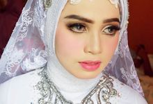 Manggar's Wedding by Winona Makeup & Bridal