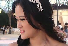 Martina & Adit Wedding by Marsia Yulia Signature Make Up