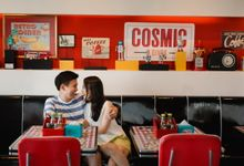 Cosmic Diner Bali by Maxtu Photography