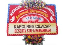 Steek Werk Bunga Papan by Liez Florist & Decoration