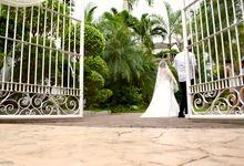 Philip & Shobe Wedding by Bearland Paradise Resort - Casa Blanca Convention Hall