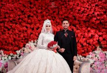 Sakinah & Faheir Wedding by Thepotomoto Photography