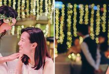 SangHyun x YingQi Wedding at Shangri-La Rasa Sentosa by Midnight Sparks