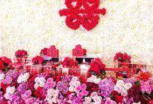 Sangjit Decoration by Seserahan & Sangjit by Sentra Bunga
