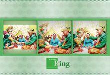 Wedding Album Design by Dizaqu Photography & Videography