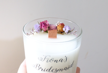 Fiona's Bridesmaids Gift by Scent and Light