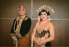 The Wedding of Dita & Oky by Bantu Manten wedding Planner and Organizer
