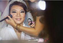 Wedding Of Stephanie And Arief by Precious Make Up