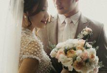The Wedding Of Glenn & Cynthia by Oscar Daniel